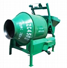 Low Price Concrete Mixer with Pump in Stock