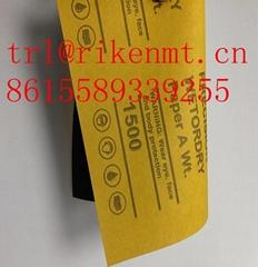 ABRASIVE SAND PAPER R401Q