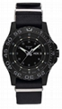 TRASER P66 SHADE 103353 Men's Nylon Strap Steel Black PVD-Plated Swiss Watch