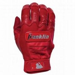 Franklin CFX Pro Full Color Chrome Batting Gloves Pair