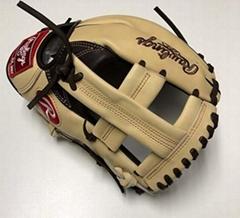 """Rawlings Custom Pro Preferred PROSTT2-1 Camel/Mocha Fielding Glove 11.5"""" RHT"""