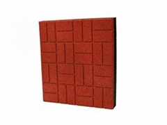 MRF Interlock Rubber Tiles
