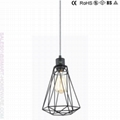 WIRE PENDENT LAMP