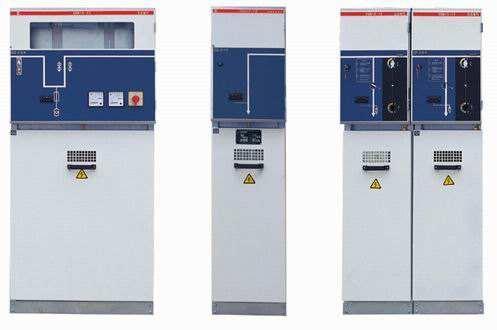 溫州樂清XGN15-12高壓開關櫃 柳市固體環網櫃 樂清高壓配電櫃 生產廠家 5