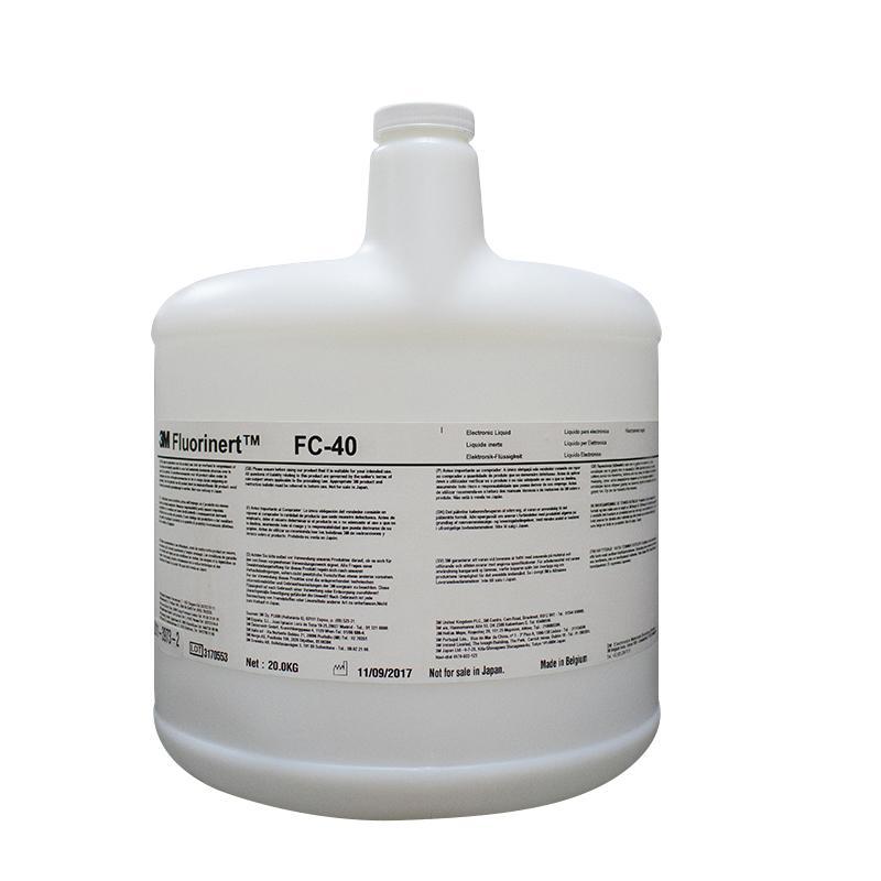 進口氟化液3M FC-40服務器電腦冷卻液 5