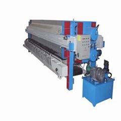 高壓隔膜污泥輸送壓濾機