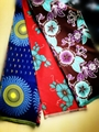 African wax prints fabric for wedding dress with wholesales price sale 2