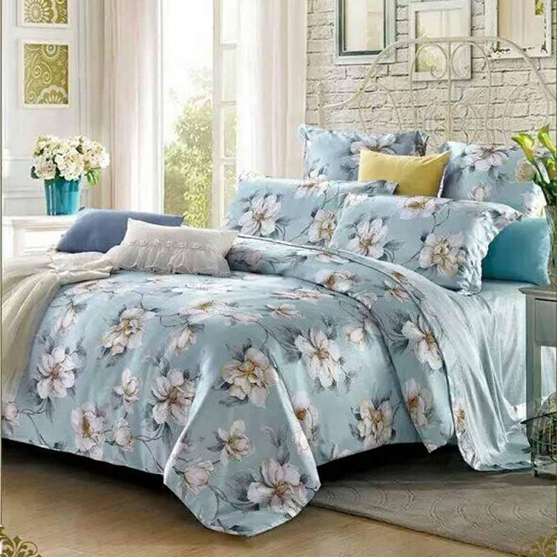 100% polyester printed high quality reasonable price home textiles fabric 5