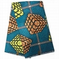 100% polyester/cotton African nigeria
