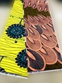 Wholesale new design factory offer directly classical African printed fabric 5