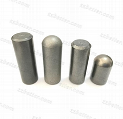 Yg15 Tungsten Carbide Hard Alloy Hpgr Studs Pins For Grinding Ore
