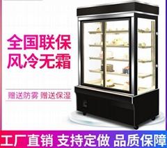 成都甜品展示櫃