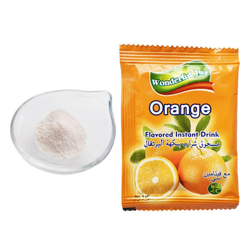 Hot Sell Instant Orange Juice Powder Drink 3