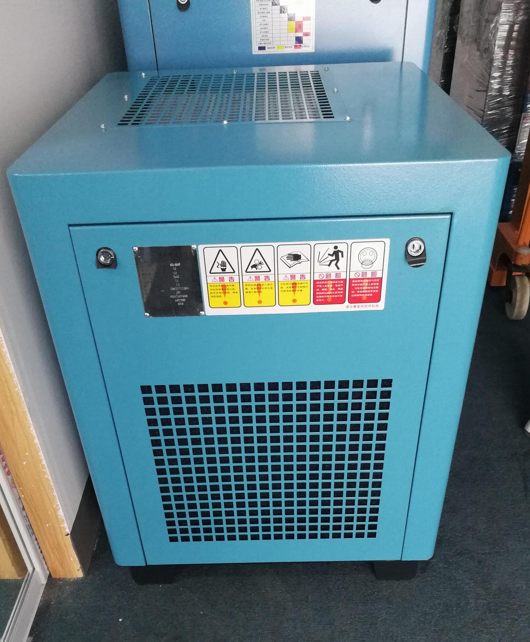 萬茲萊7.5kw永磁變頻節能空壓機 3