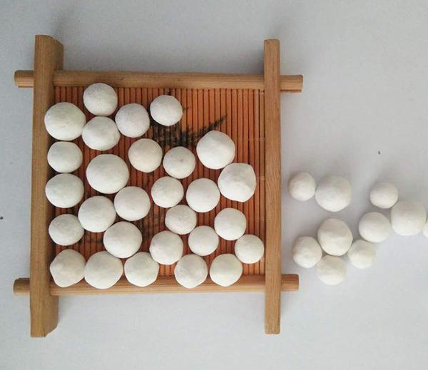低泡配方洗衣球 陶瓷洗衣颗粒浸透洗涤功效强 可替代洗衣粉去污颗粒 3