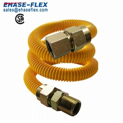CSA Corrugated Stainless Steel Gas Connector Hose