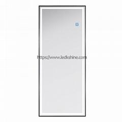 LED full-size mirrors
