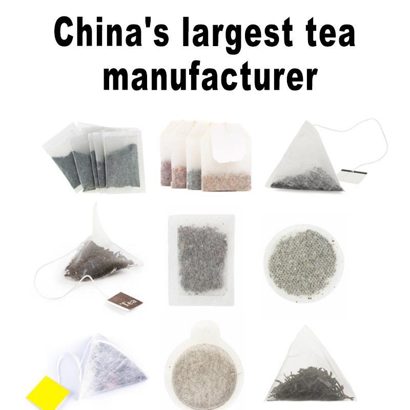 OEM ODM Herbal Flat Tummy Tea Single Teabags Pyramid Tea Bags 2