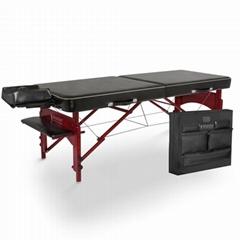 Master Massage 73cm Sereno Memory Foam Portable Massage Table Beauty Bed