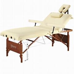 Master Massage 70cm DEL RAY SALON Portable Massage Table W/ Therma-Top warmer