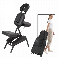 Master Massage - The HUSKY APOLLO™ XXL Portable Massage Chair Package
