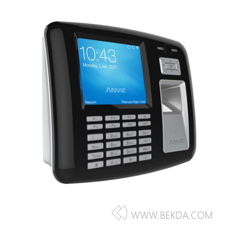 OA1000 Pro指纹刷卡拍照考勤终端 3