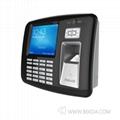 OA1000 Pro指纹刷卡拍照考勤终端 4