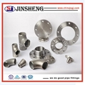 Pipe Fittings steel stainless flange SO Flange WN Flange Pipe Cap Reducer Tee  1