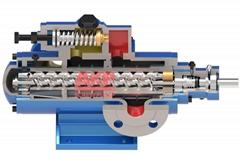 热电厂项目点火油泵SMH40R46E6.7W23