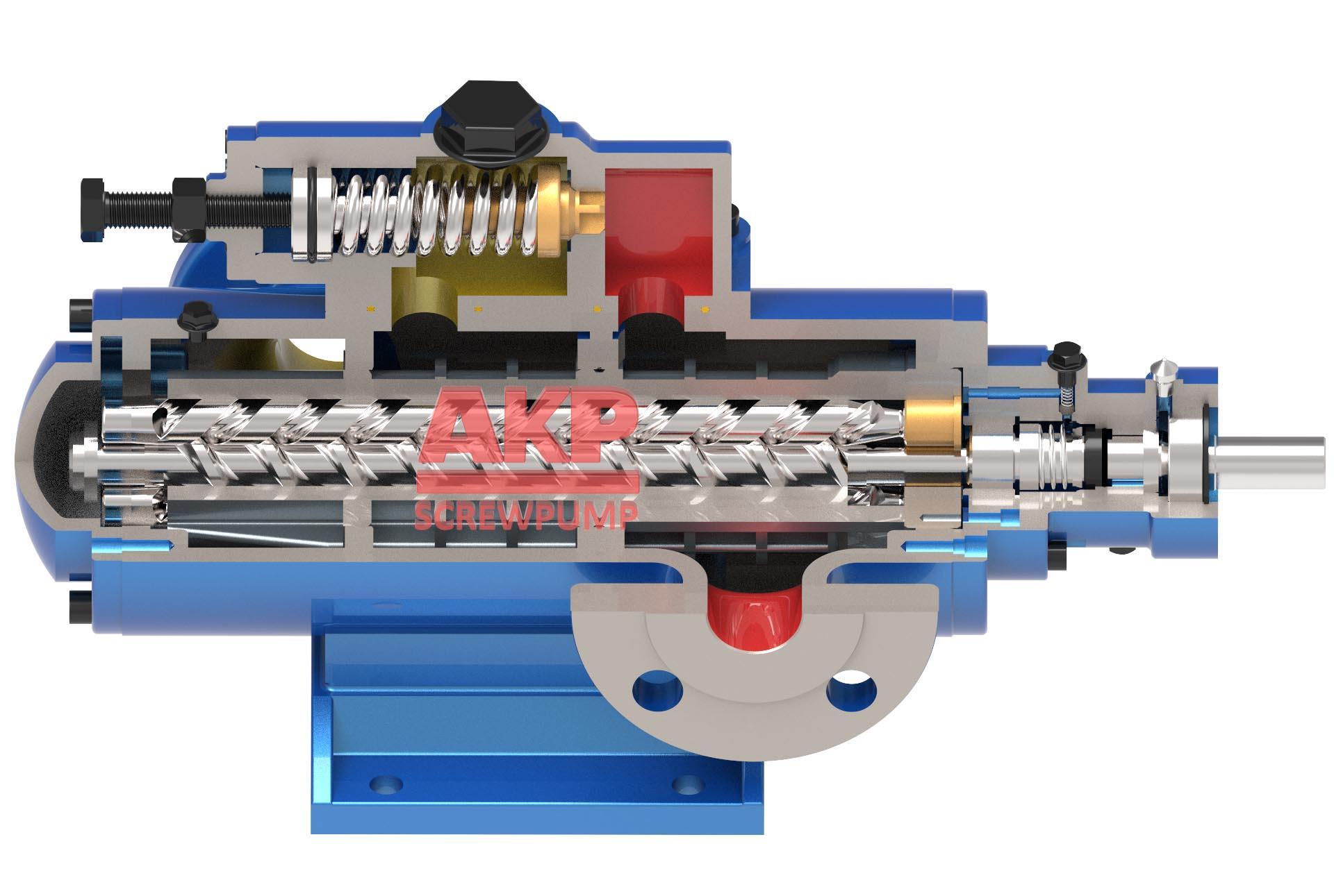 热电厂项目点火油泵SMH40R46E6.7W23 2