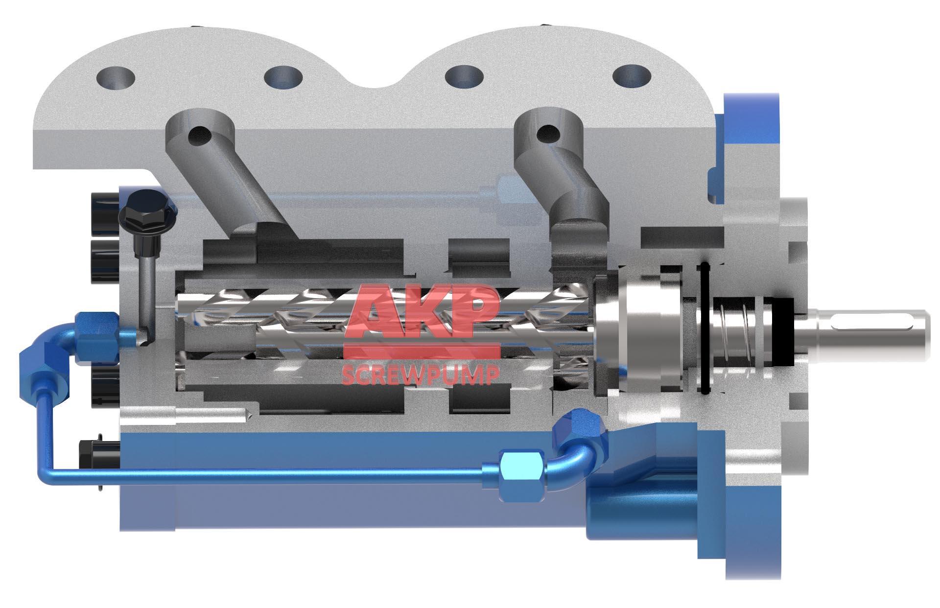 船用循环硫化床锅炉供油泵SPF20R38G10FW21 1