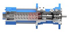 MTS 40-70R46D8.6高速切削刀具冷卻斷屑排屑專用高壓機床冷卻泵