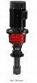 MTS 40-70R46D8.6高速切削刀具冷却断屑排屑专用高压机床冷却泵  3