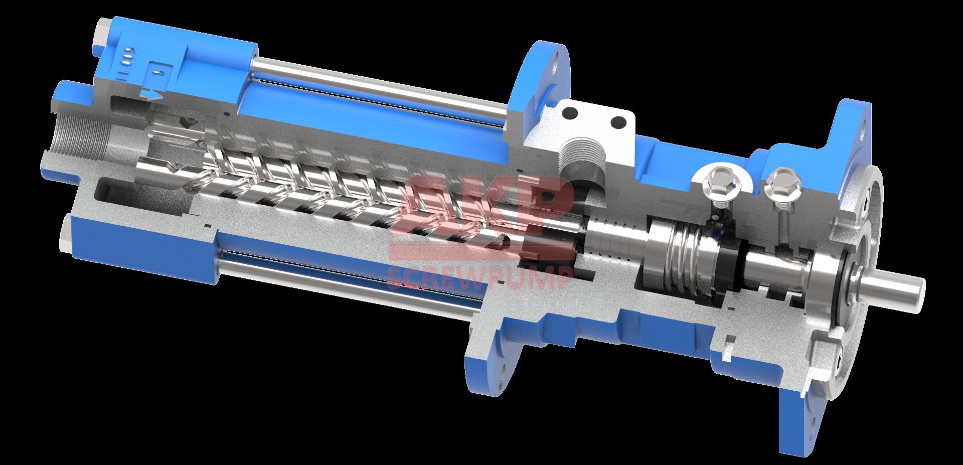 MTS 40-70R46D8.6高速切削刀具冷却断屑排屑专用高压机床冷却泵  4