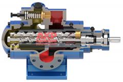 HSNH280-46冷轧卷板稀油润滑轧机油泵