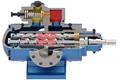 破碎机润滑油泵3NH440R46U12.1Y-W23 4
