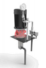 ATS 25-38-T-G汽車變速箱齒輪磨齒機專用砂輪沖洗高壓冷卻泵
