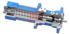 格兰富高压机床冷却泵ATS20-70R38D8.6主轴中心出水系统