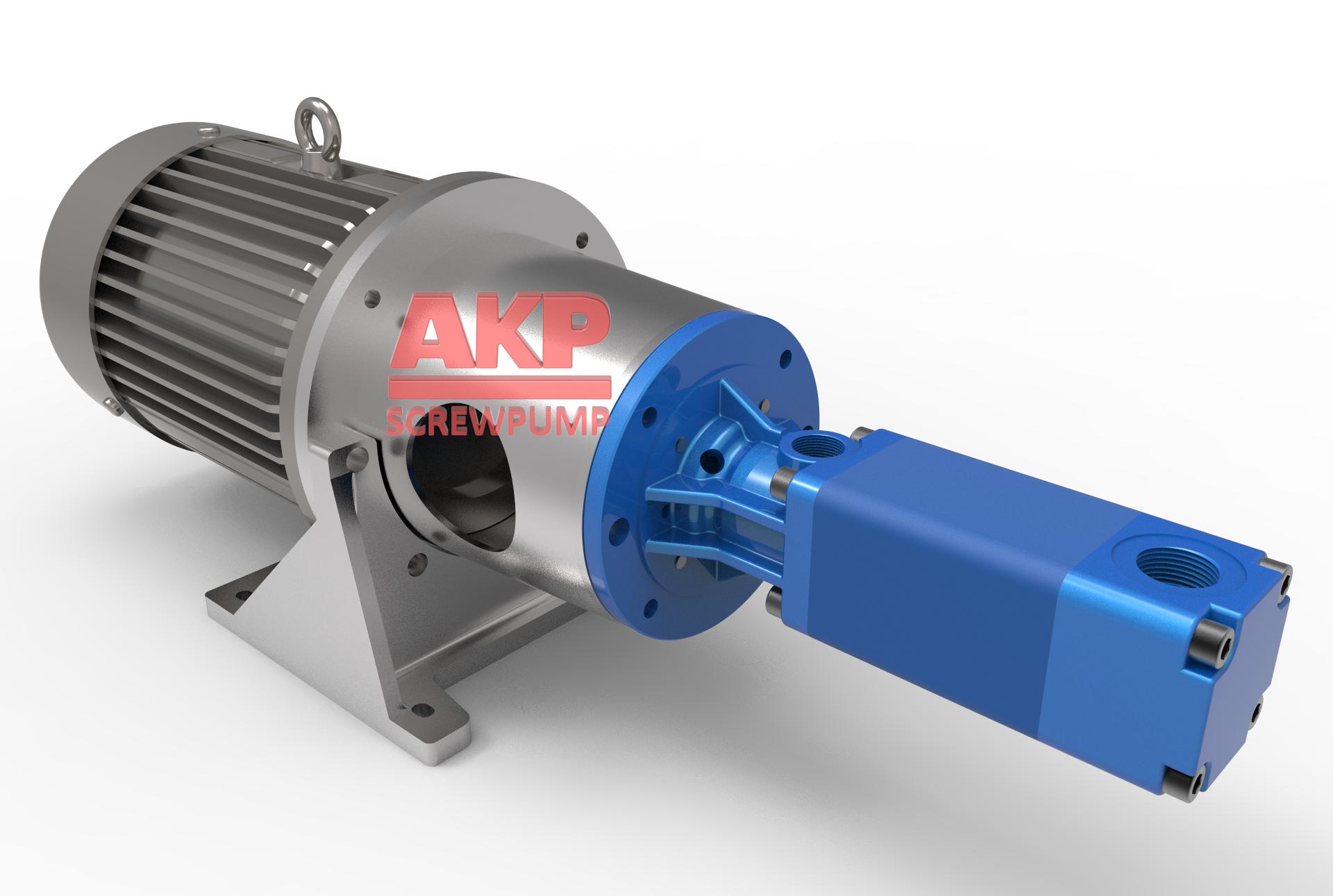 格兰富高压机床冷却泵ATS20-70R38D8.6主轴中心出水系统 3
