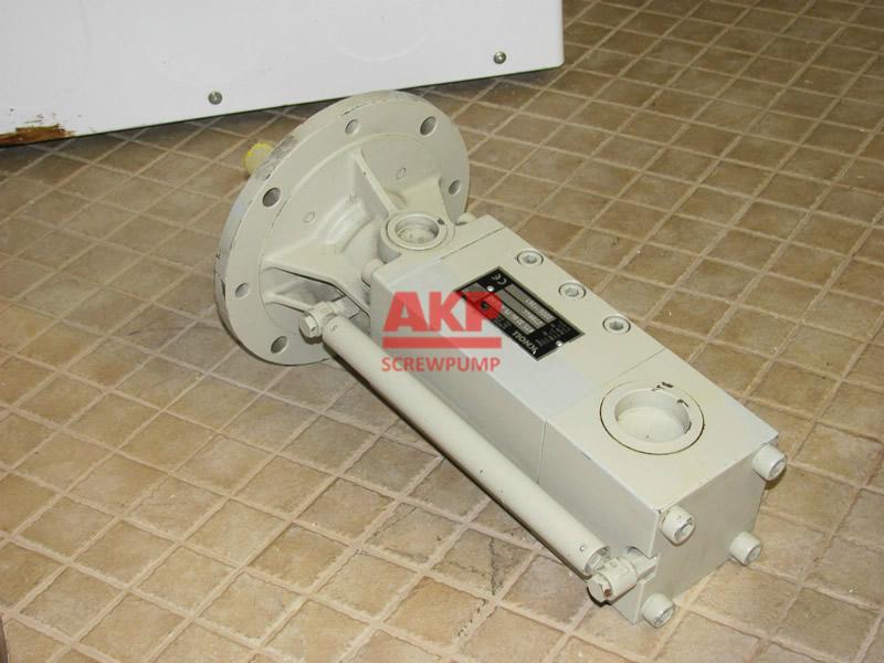 KNOLL高压机床冷却泵KTS40-60-T-G配套高速卧式加工中心加工螺旋伞齿轮 2