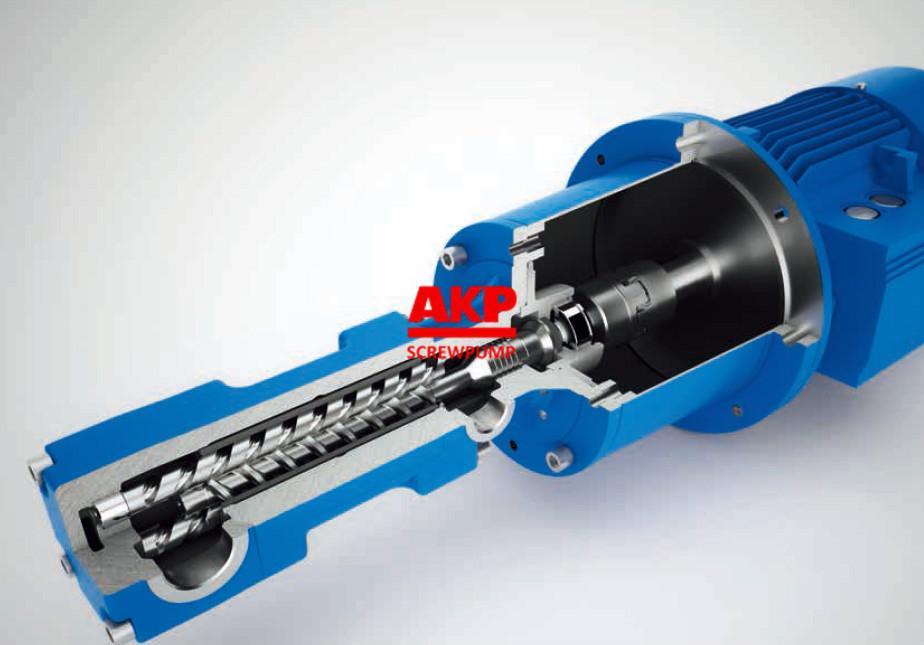 数控车床高压排屑断屑工件冲洗用BFS 140/70-G高压机床冷却泵 1