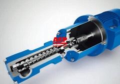 數控車床高壓排屑斷屑工件沖洗用BFS 140/70-G高壓機床冷卻泵
