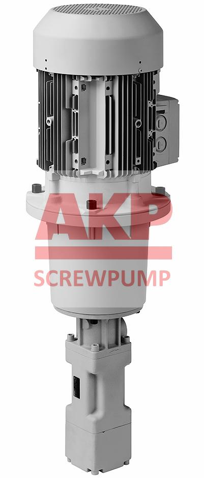 数控车床高压排屑断屑工件冲洗用BFS 140/70-G高压机床冷却泵 3