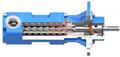 数控车床高压排屑断屑工件冲洗用BFS 140/70-G高压机床冷却泵 5