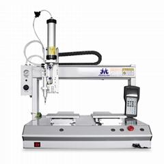 Auto Glue Dispenser AB Mixing Doming Liquid Glue Dispensing Machine Equipment