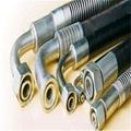 鋼廠專用鎧裝高壓膠管