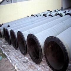 矿用大口径输水胶管