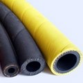鋼絲耐磨噴砂膠管 4