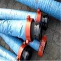 高壓鋼絲纏繞鑽探膠管