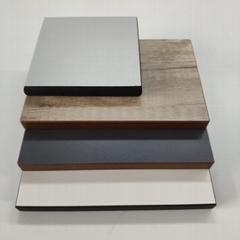 HPL panel and phenolic compact laminate